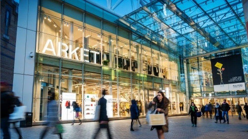 Bullring shopping centre