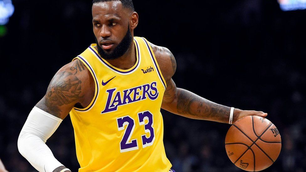 LeBron James is a big driver of ticket sales at his new team, the LA Lakers