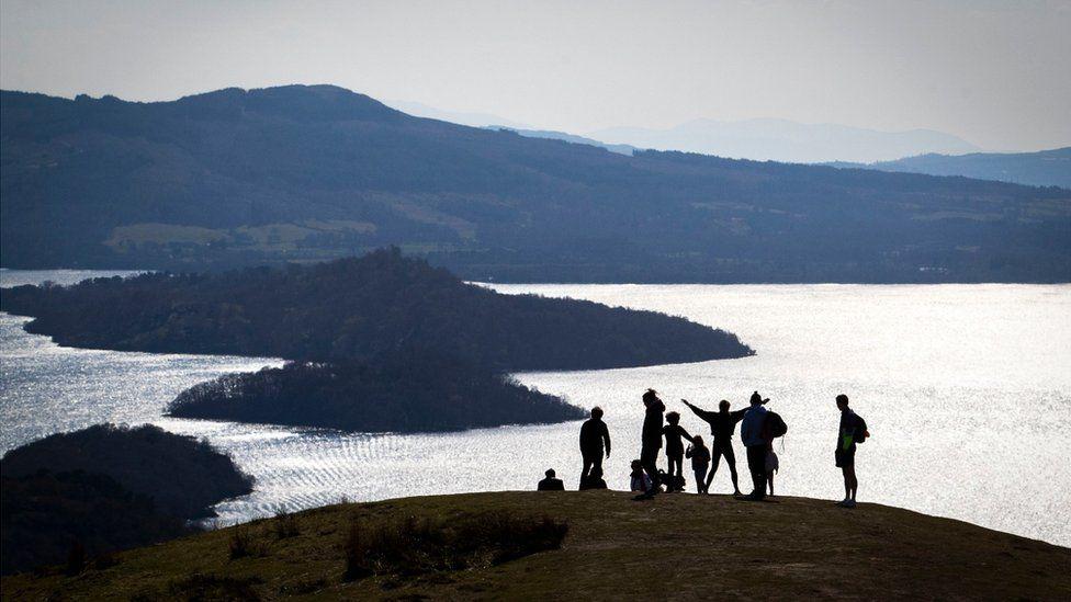 Loch Lomond from Balmaha