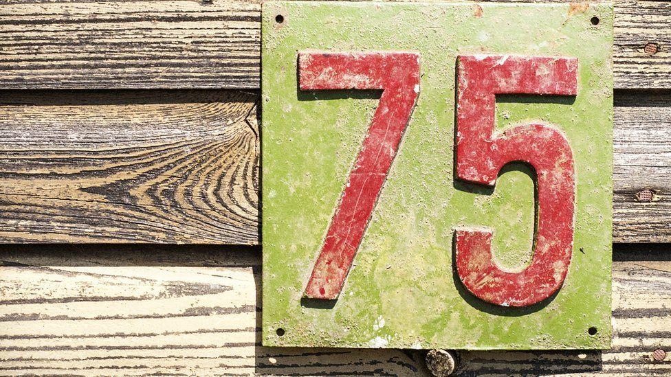 Por qué el 75 es un número de la suerte