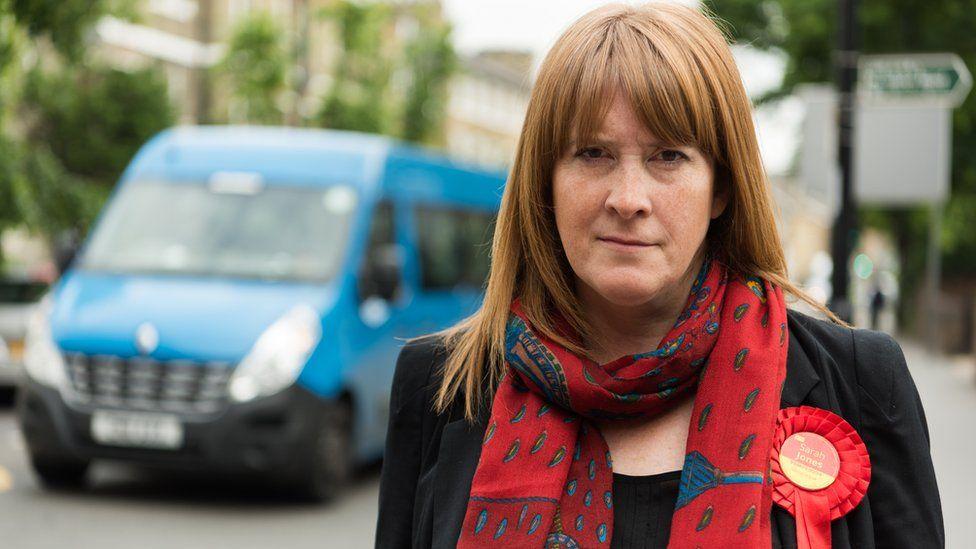 Croydon Central MP Sarah Jones