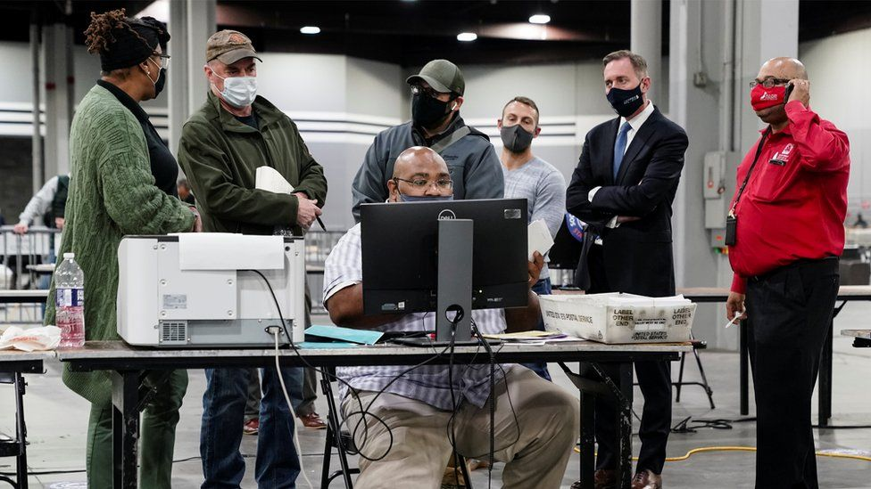 Georgia 2020 Election Fraud Report- Is It Real?