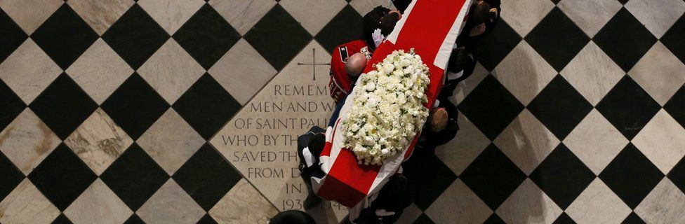 Thatcher funeral: Guide to the day - BBC News