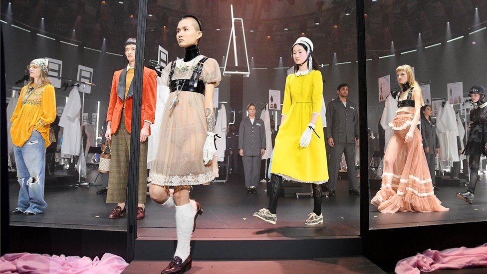 Gucci at Milan Fashion Week