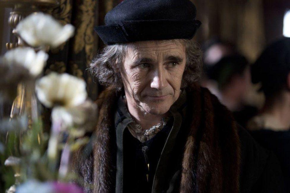 Марк Райланс сыграл Томаса Кромвеля в Волчьем зале BBC
