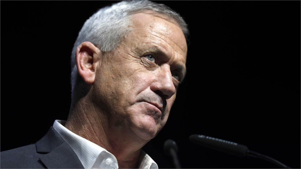 Benny Gantz: The Israeli ex-military chief challenging Netanyahu