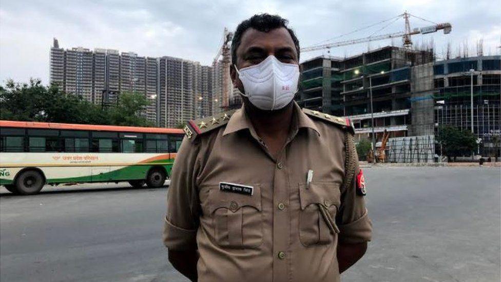 Inspector Munish Pratap Singh
