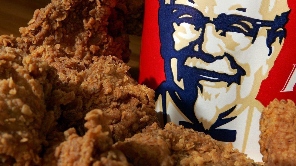 KFC chicken
