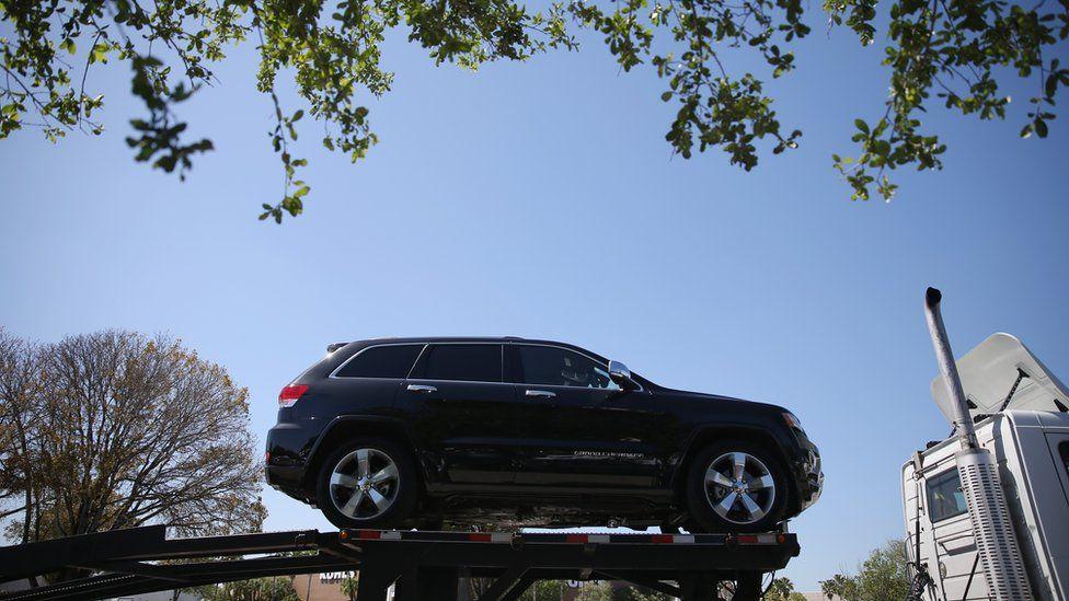 Jeep Grand Cherokee's newer, diesel burning models