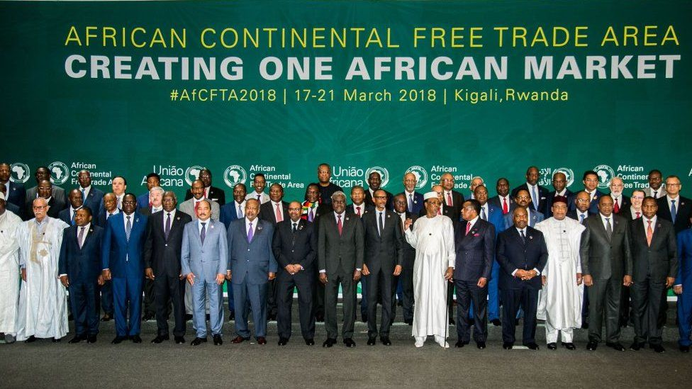 Africa free trade agreement
