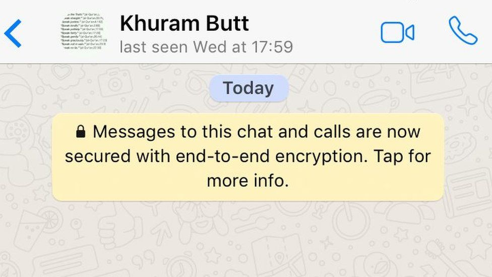 Khuram Butt WhatsApp