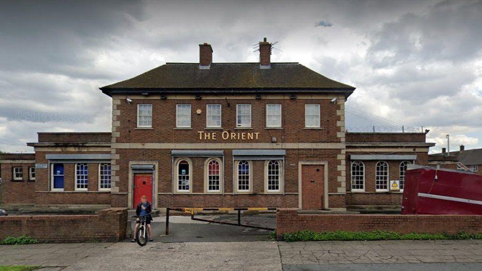 Orient Pub, Speke