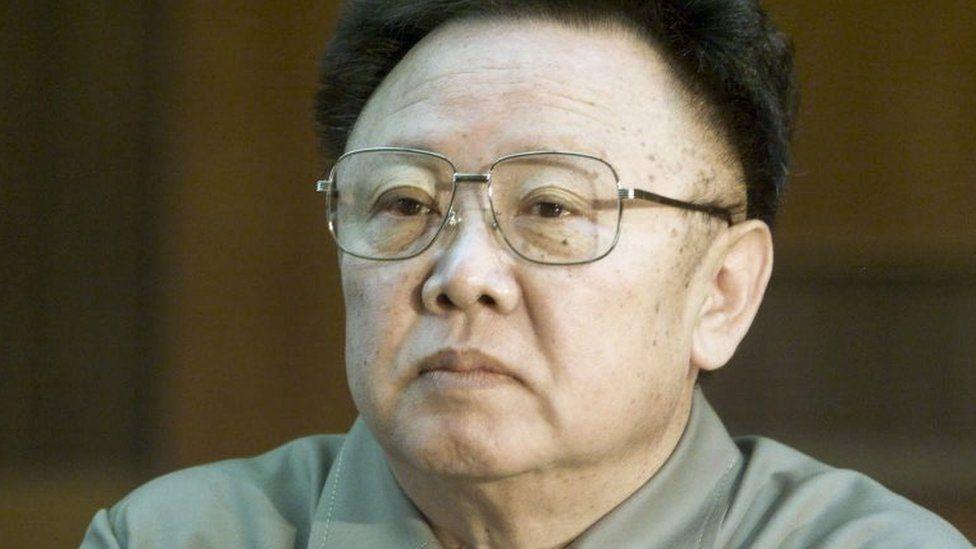 North Korea's late leader Kim Jong-il