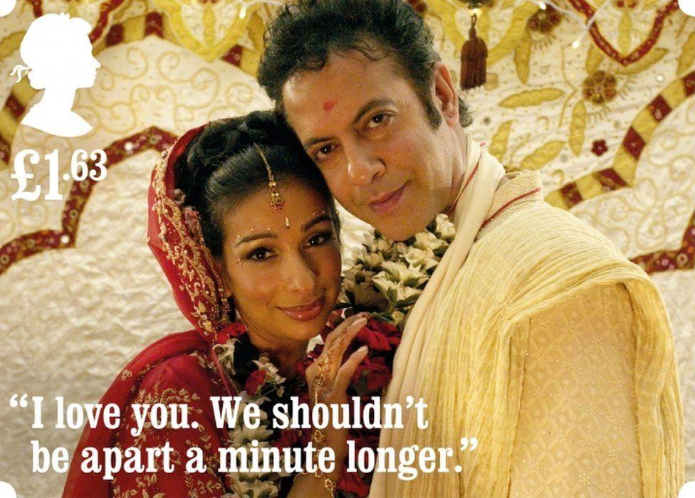 Sunita and Dev Alahan