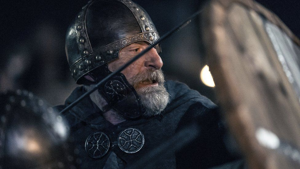 The BBC series The Last Kingdom tells the story of the Viking invasions