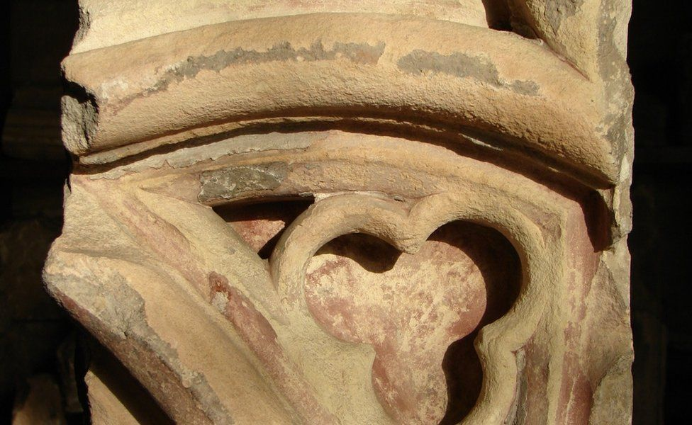 St Paul's stone