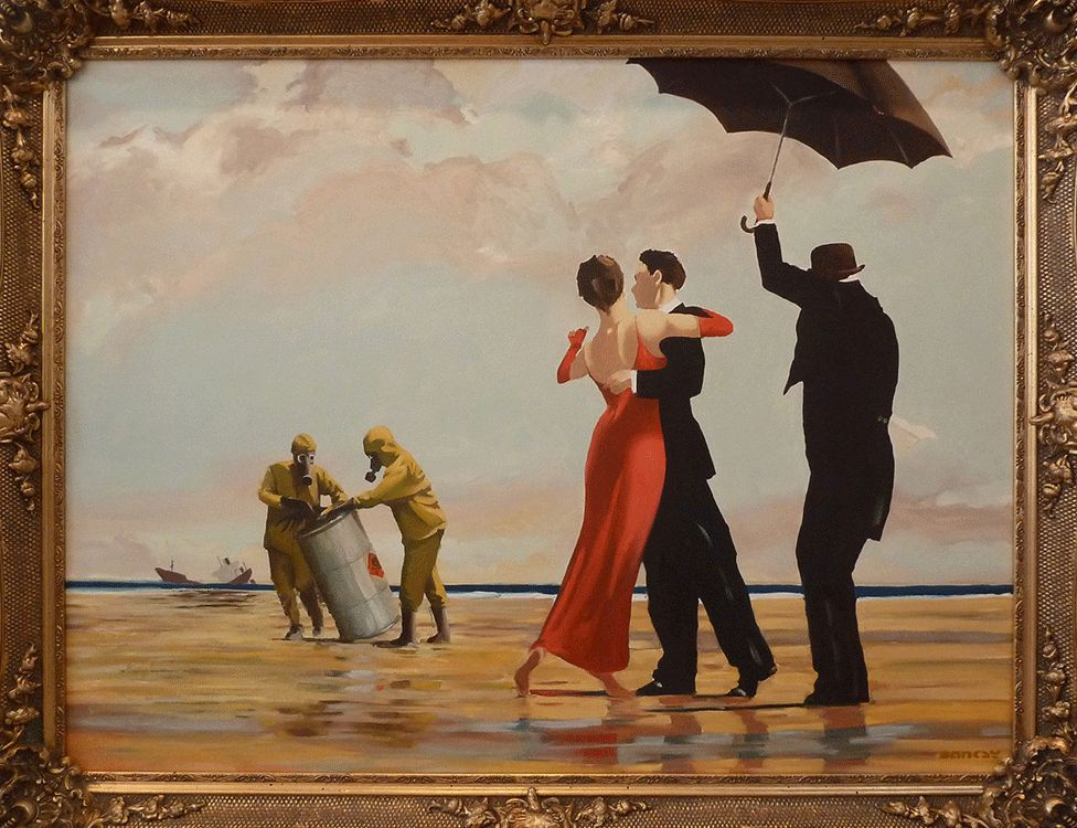 Vettriano Beach Rescue