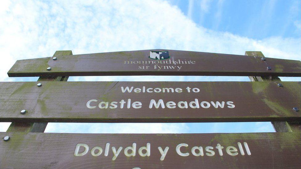 Dolydd y Castell