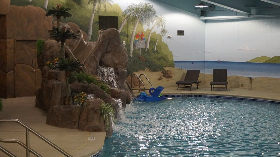 bunker swimming pool