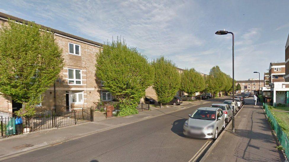 Mandeville Street, Hackney,