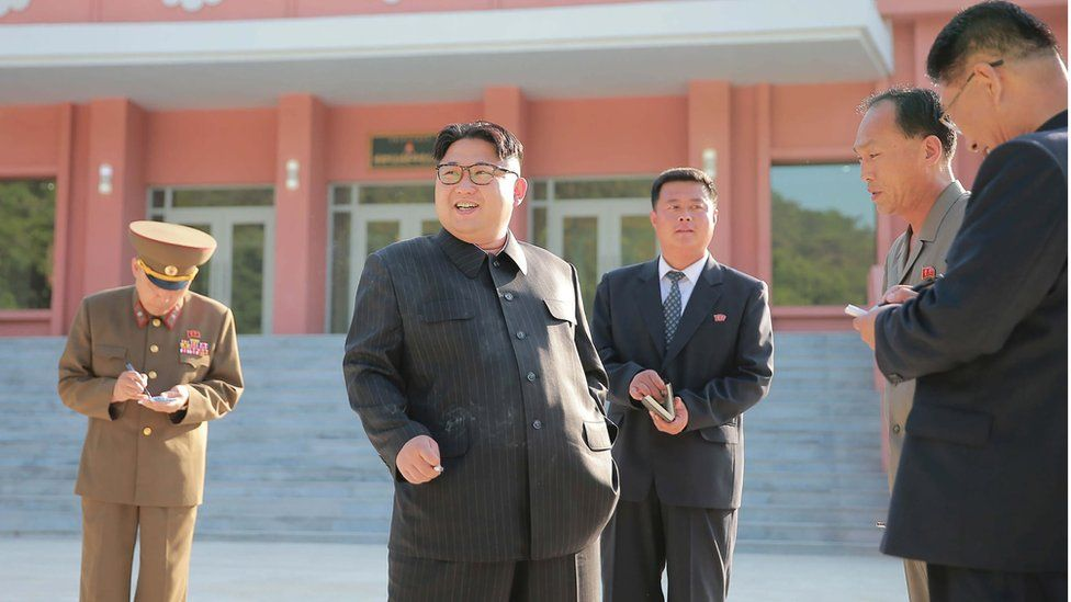 Kim Jong-un's 'weight problem' and the pitfalls of spy briefings - BBC News