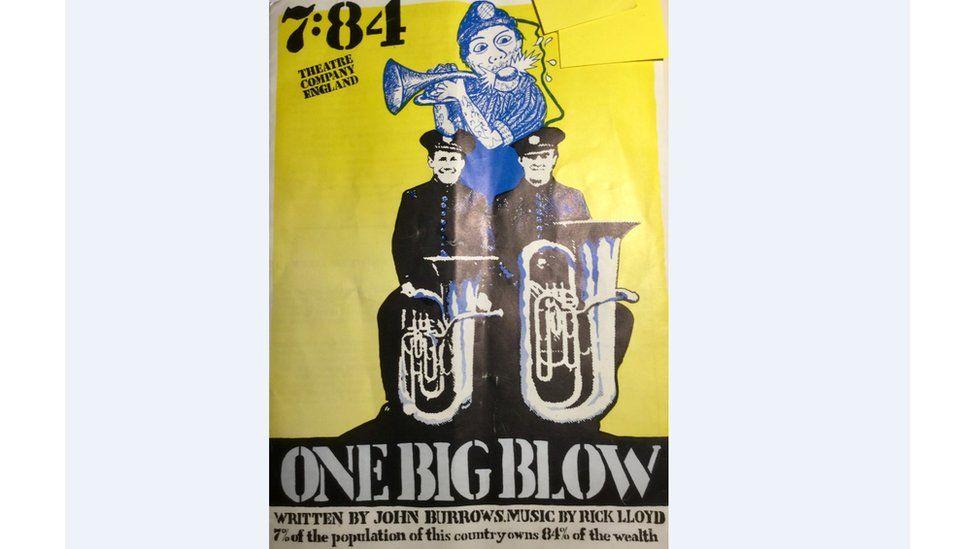 One Big Blow flyer