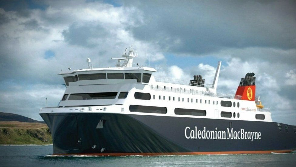 MV Loch Seaforth