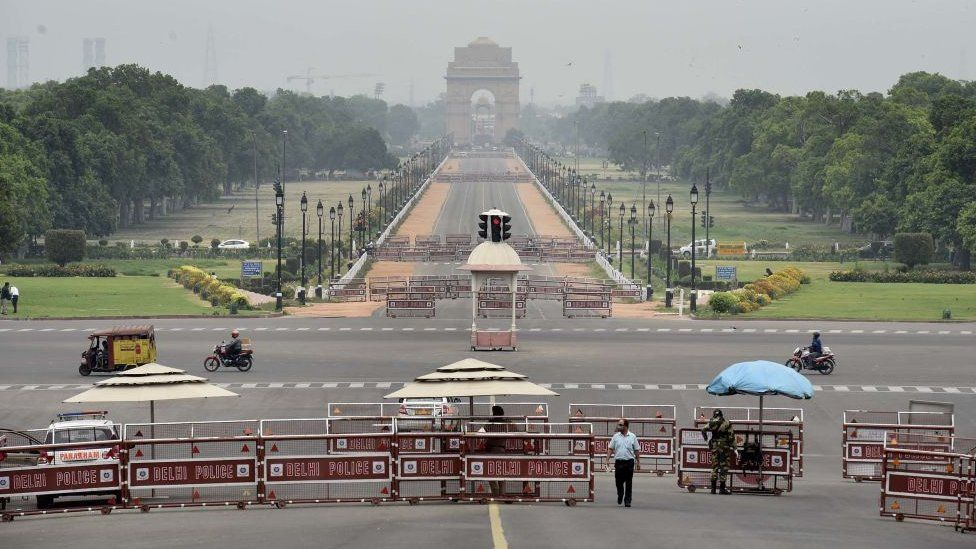 Delhi's Rajpath