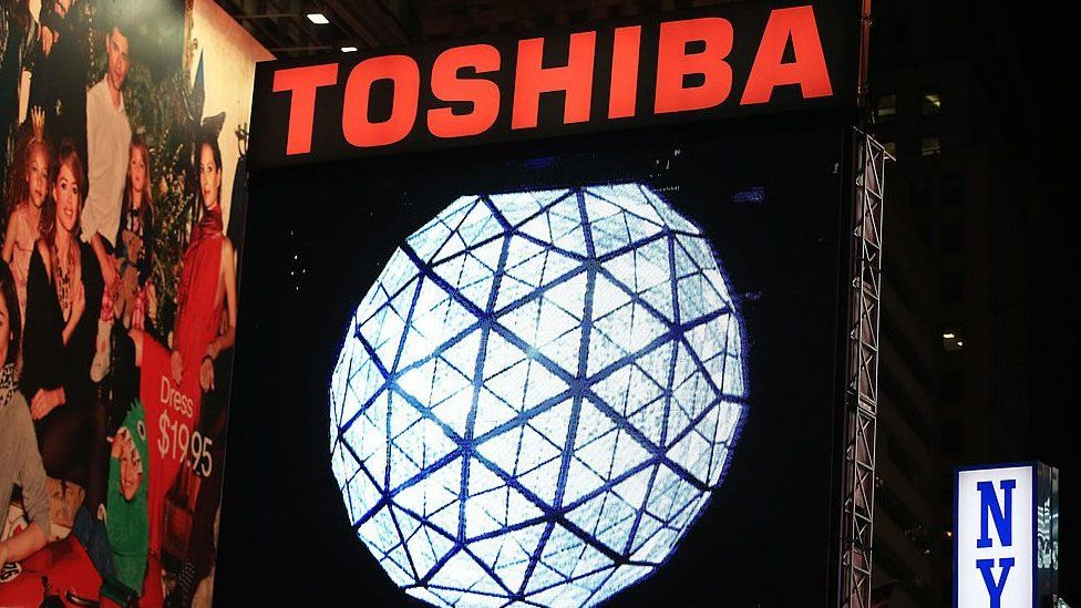 Toshiba confirms $20bn takeover bid from British fund thumbnail