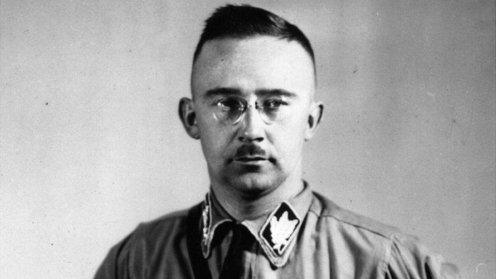 Heinrich Himmler - file pic