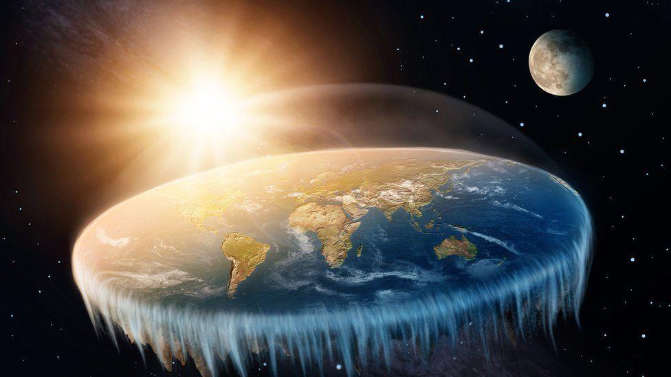 Cómo sería el mundo si la Tierra fuera realmente plana, según la ciencia