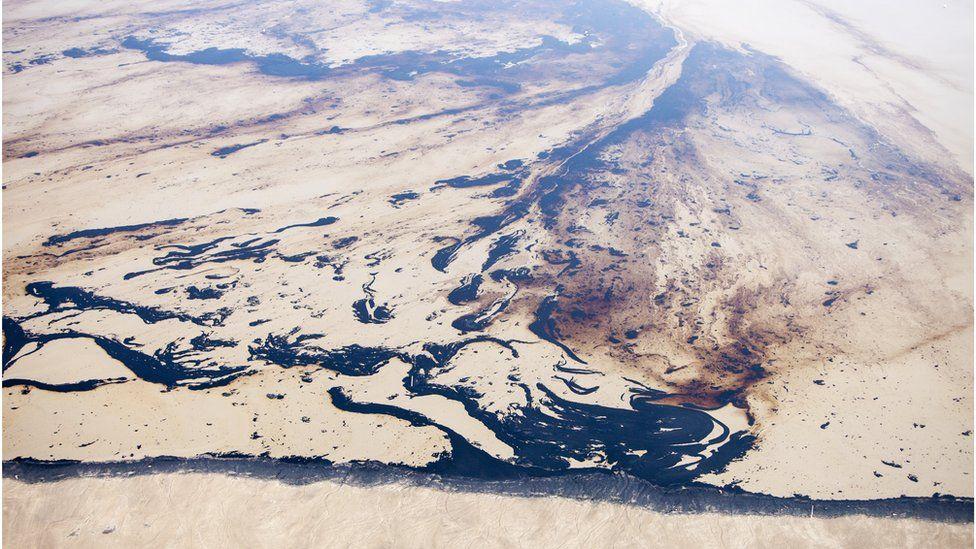 Oil sands in Canada