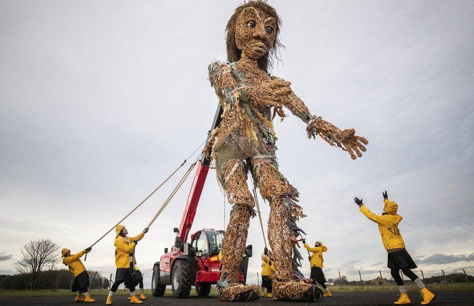 Storm puppet