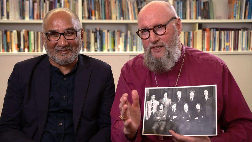 Ali Rashid and Paul Bayes