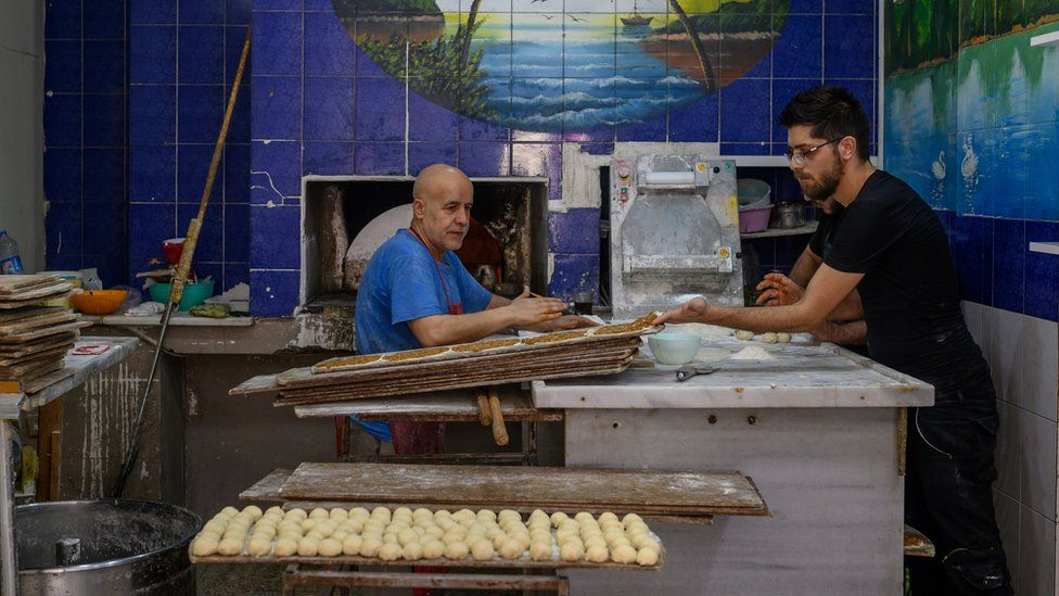 Syrian refugees have set up bakeries and other businesses across Turkey