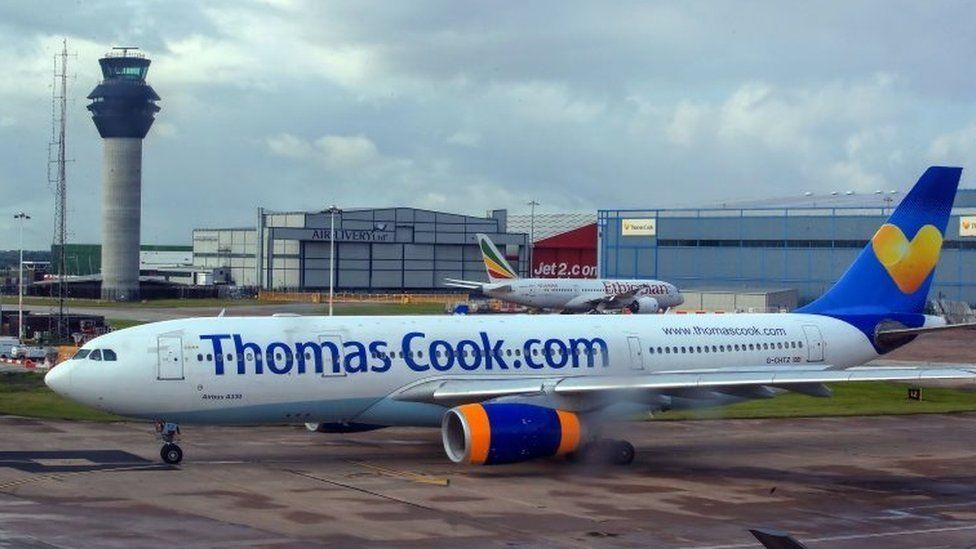 Thomas Cook The Much Loved Travel Brand With Humble Roots Bbc News