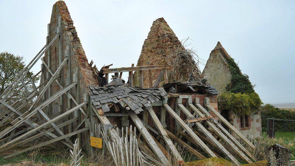 Ruins of Kirkmichael
