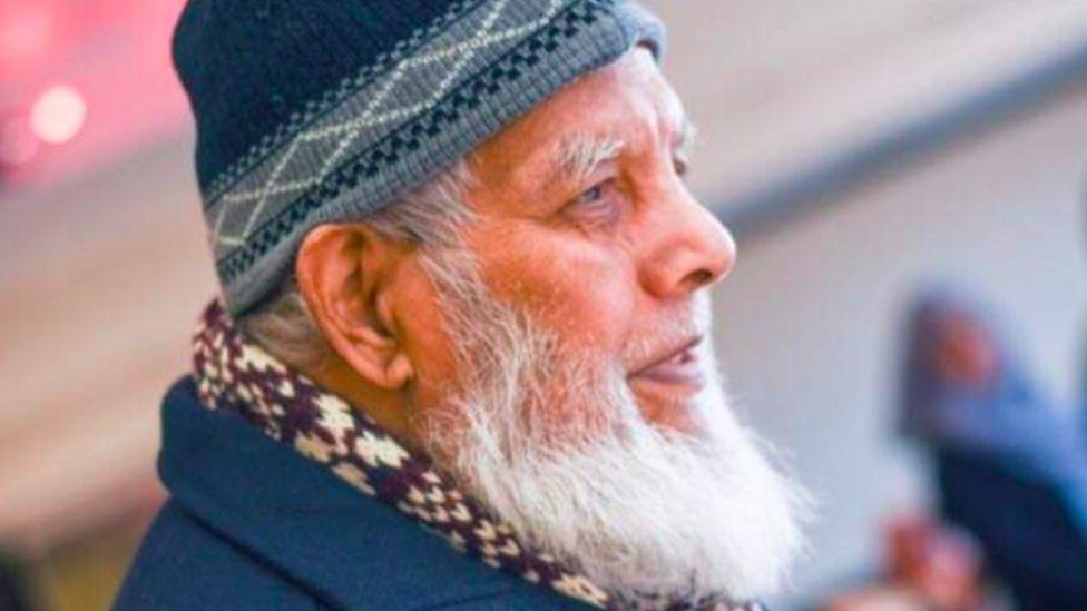 Mr Ali