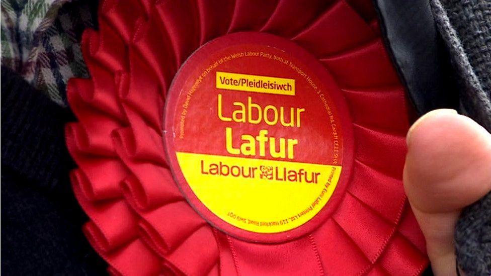 Rosette Llafur Cymru