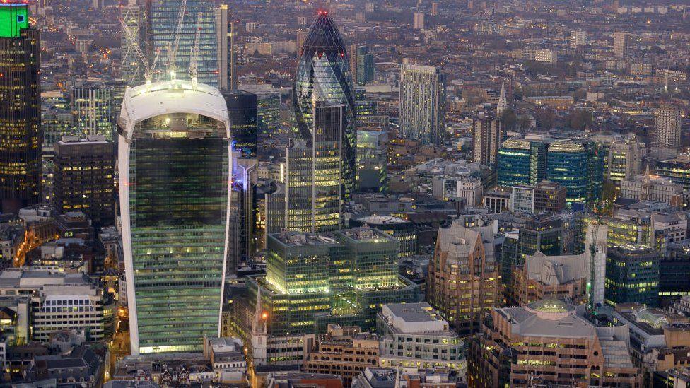London City property view