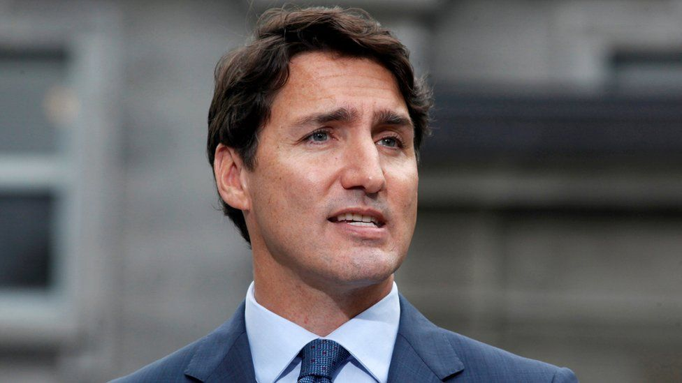 Cameron Ortis: Trudeau reassures allies amid alleged spying case