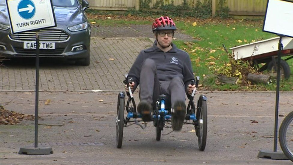 Bikes for disabled people in Cardiff Nextbike share scheme plan