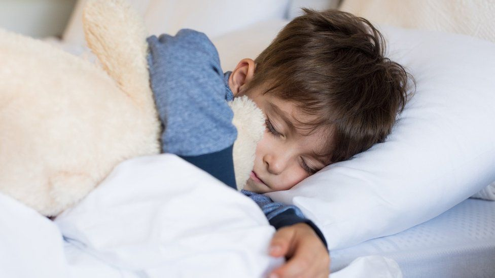 'Children sleep through alarms' BBC programme finds