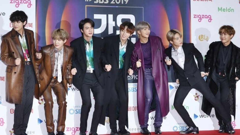 The band BTS are not exempt from national service