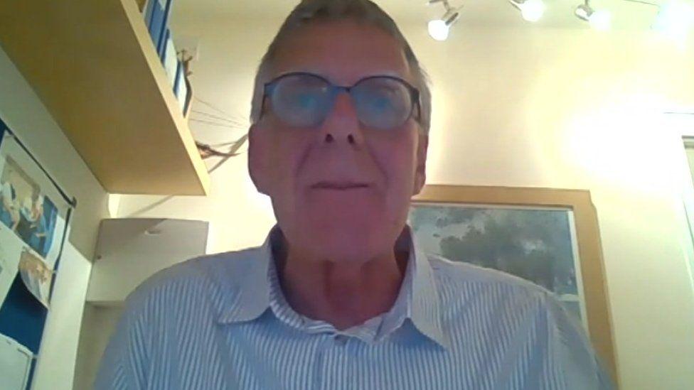 Councillor Rob Pocock