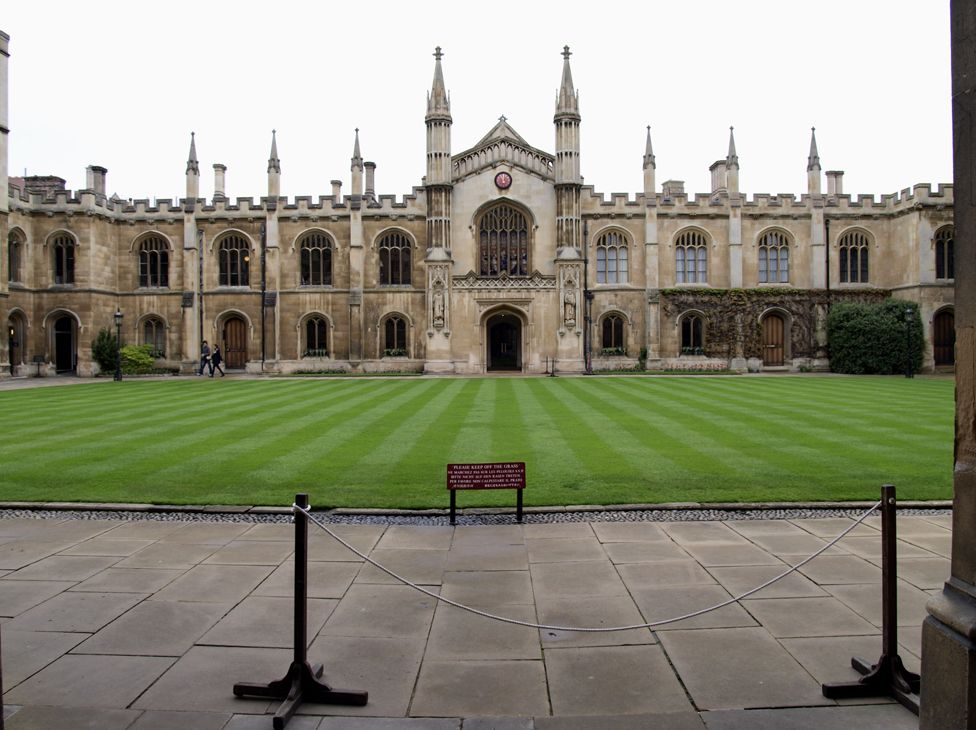 Corpus Christi College Cambridge New Court