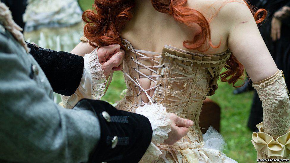 Spanx: modern day corsets?