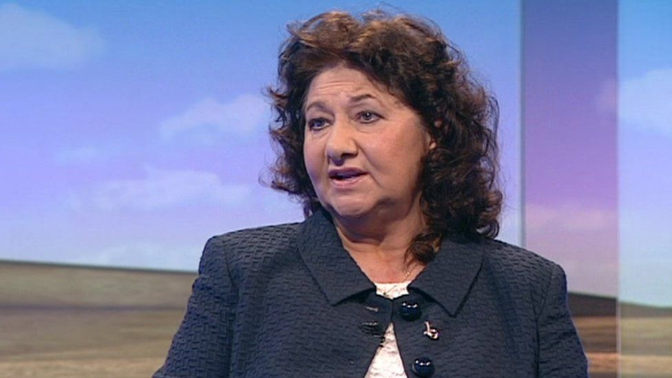 UKIP AM Caroline Jones
