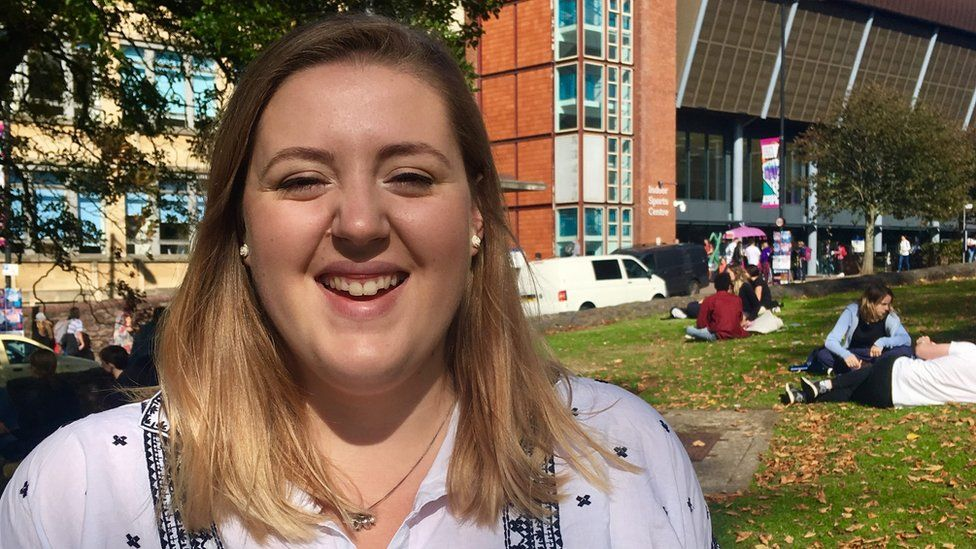 PhD student Bethany was diagnosed with clinical depression and PTSD in her first year at university