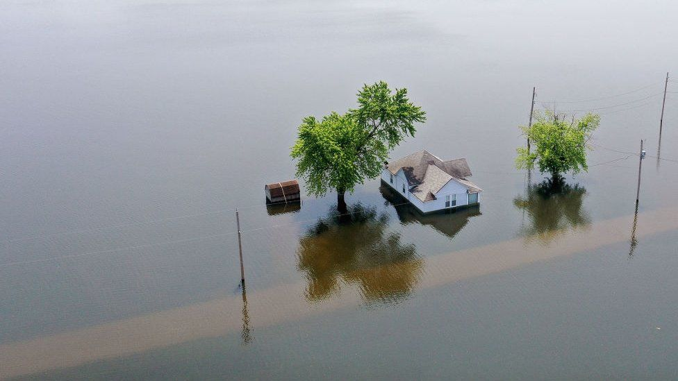 Flooding, Missouri
